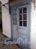 Финляндский пер., д. 4. Дверь подъезда. Фото октябрь 2009 г.