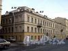 Академический пер., д. 10 / 6-я линия В.О., д. 3. Общий вид. Фото март 2004 г.