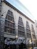 Волынский пер., д. 3, лит. А. Крытый паркинг. Общий вид. Фото октябрь 2009 г.