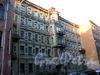 Волынский пер., д. 4. Бывший доходный дом. Фасад здания. Фото октябрь 2009 г.