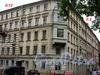 ул. Пушкинская д.12 - пер. Лиговский д.2. Общий вид здания.