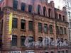 Фрагмент фасада дома со стороны Лиговского пер. Фото 2004 г.