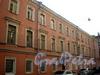 Остропольский пер., д. 2. Дом В. Колобова. Фасад здания. Фото сентябрь 2009 г.