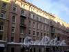 Угловой пер., д. 3. Доходный дом Н. И. Львовой. Фасад здания. Фото февраль 2010 г.
