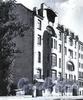 Перекупной пер., д. 9. Доходный дом Ф. Ф. Лумберга. Общий вид здания. Фото 2001 г. (из книги «Историческая застройка Санкт-Петербурга»)