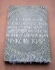 Манежный пер., д. 6. Мемориальная доска К.И. Чуковскому. Фото март 2010 г.