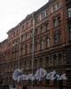 Манежный пер., д. 10. Фасад здания. Фото март 2010 г.