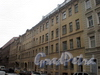 Манежный пер., д. 15-17. Фасад здания. Фото март 2010 г.