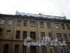Манежный пер., д. 15-17. Мансарда правой части здания. Фото март 2010 г.