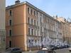 Пинский пер., д. 1. Общий вид левого и правого корпусов. Фото апрель 2010 г.