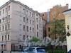Батайский пер., д. 2 / Клинский пр., д. 26. Бывший доходный дом. Вид с переулка. Фото май 2010 г.