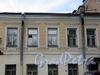 Батайский пер., д. 2 (правый корпус). Фрагмент фасада здания. Фото май 2010 г.