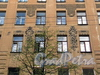 Дойников пер., д. 1-3. Фрагмент фасада. Фото май 2010 г.