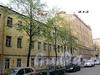 Дома 5-7 и 1-3 по Дойникову переулку. Фото май 2010 г.