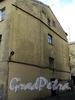 Дойников пер., д. 9. Торцевой фасад здания. Фото май 2010 г.