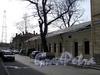 Казарменный пер., д. 1-3. Комплекс построек Гренадерского полка. Общий вид. Фото апрель 2010 г.