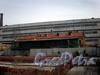 Казарменный пер., д. 1-3 (левый корпус). Здание комплекса построек Гренадерского полка. Вид со двора. Фото апрель 2010 г.
