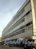 Казарменный пер., д. 2 (правый корпус). Здание ОАО «Гардинно-кружевного объединения». Фасад здания. Фото апрель 2010 г.