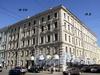 Почтамтский пер., д. 2 / ул. Якубовича, д. 10. Общий вид здания. Фото июнь 2010 г.