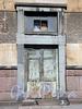 Конногвардейский пер., д. 8. Неиспользуемая дверь. Фото июнь 2010 г.