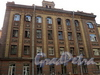 Бол. Казачий пер., д. 5. Фрагмент фасада здания. Фото май 2010 г.