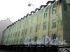 Бол. Казачий пер., д. 10. Фасад расселенного здания. Фото май 2010 г.