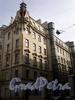 Гродненский пер., д. 1. Фасад левого корпуса. Фото апрель 2010 г.