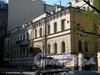 Гродненский пер., д. 4. Здание Генерального консульства США - резиденция консула. Общий вид. Фото май 2010 г.
