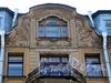 Гродненский пер., д. 2. Аттик здания. Фото май 2010 г.