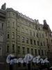 Гродненский пер., д. 3. Фасад здания. Фото апрель 2010 г.