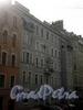 Гродненский пер., д. 5. Фасад здания. Фото апрель 2010 г.