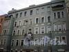 Гродненский пер., д. 5. Фрагмент фасада здания. Фото апрель 2010 г.