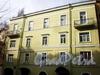 Гродненский пер., д. 6. Фрагмент фасада. Фото апрель 2010 г.