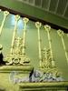 Гродненский пер., д. 7. Литые балясины. Фото май 2010 г.