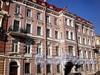 Гродненский пер., д. 14. Фасад здания. Фото апрель 2010 г.