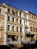 Гродненский пер., д. 18. Фасад здания. Фото апрель 2010 г.