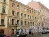 Апраксин пер., д. 7. Фасад здания. Фото июль 2010 г.
