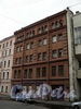 Апраксин пер., д. 15. Фасад здания. Фото июль 2010 г.