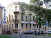 Волжский пер., д. 9 / Большой пр., В.О., д. 19. Общий вид здания. Фото август 2010 г.