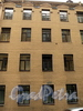 Татарский пер., д. 12-14 (правая часть). Фрагмент фасада. Фото август 2010 г.