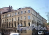 Озерной пер., д. 5 / ул. Радищева, д. 16. Общий вид. Фото июль 2010 г.
