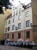 Академический пер., д. 3 / Бугский пер., д. 4. Фасад по Академическому переулку. Фото август 2010 г.