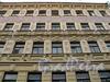 Академический пер., д. 5. Фрагмент фасада. Фото август 2010 г.