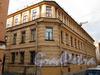 Днепровский пер., д. 15 / Академический пер., д. 7 (левая часть). Общий вид. Фото август 2010 г.