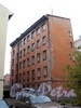 Крапивный пер., д. 3. Фасад здания. Фото октябрь 2010 г.