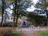 Крапивный пер., д. 4. Вид от Гренадерской улицы. Фото октябрь 2010 г.