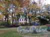 Крапивный пер., д. 4. Общий вид от Гренадерской улицы. Фото октябрь 2010 г.