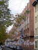Крапивный пер., д. 5. Фасад здания. Фото октябрь 2010 г.