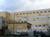 Крапивный пер., д. 5. Вид с улицы Смолячкова. Фото октябрь 2010 г.