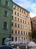 Крапивный пер., д. 15. Фасад здания. Фото октябрь 2010 г.